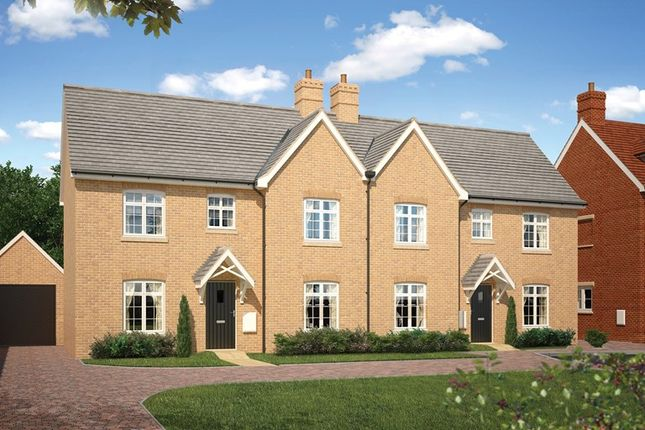 Thumbnail Semi-detached house for sale in New Cardington, Condor Boulevard, Bedford