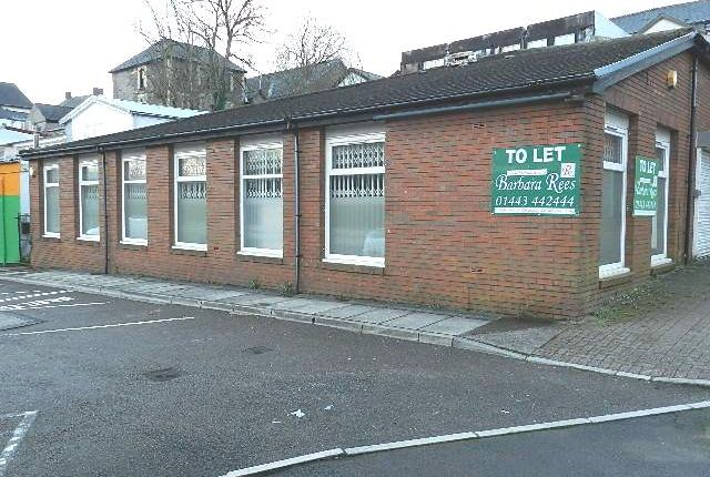 Thumbnail Office to let in Gelli Road, Tonypandy