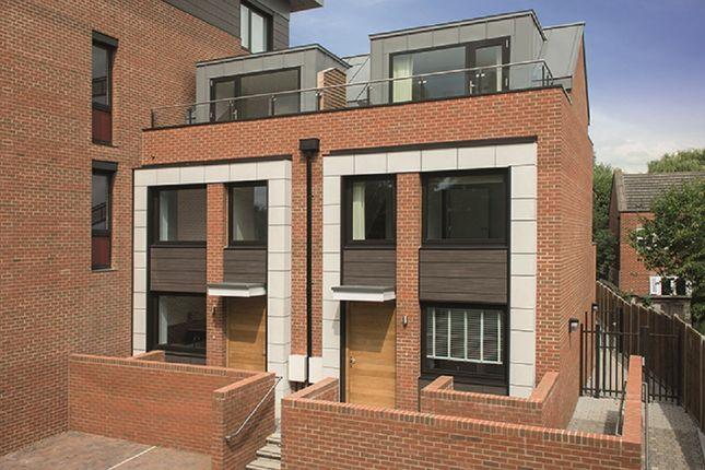 Thumbnail Town house for sale in Westfield Waterside, Knaresborough Drive, Earlsfield, London