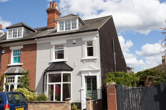 Thumbnail End terrace house for sale in Bathurst Road, Norwich