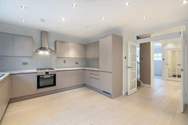 Town house in  Holland Villas Road  Holland Park  Notting Hill