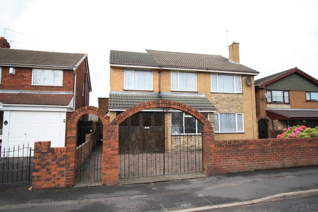 Thumbnail Detached house for sale in Horseley Road, Tipton