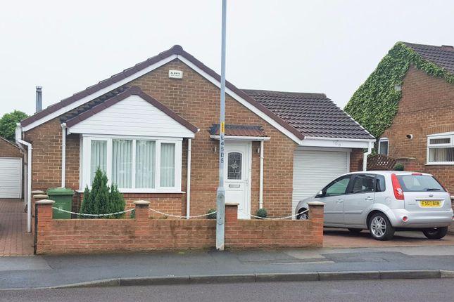 Thumbnail Detached bungalow for sale in Sherburn Way, Gateshead
