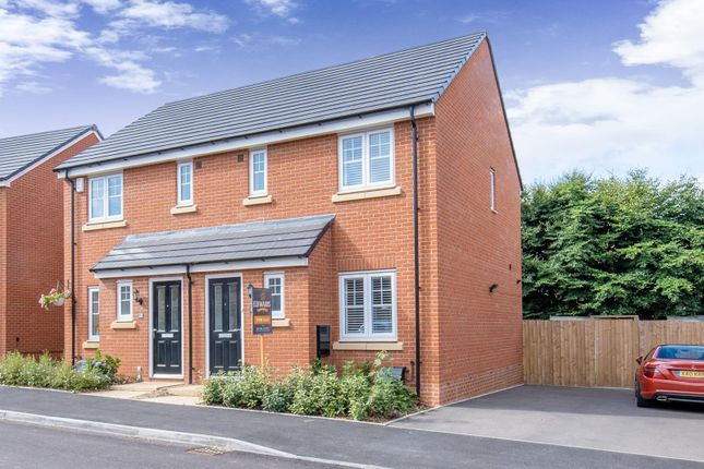 Thumbnail Semi-detached house for sale in Drayton Manor Drive, Alcester Road, Stratford-Upon-Avon