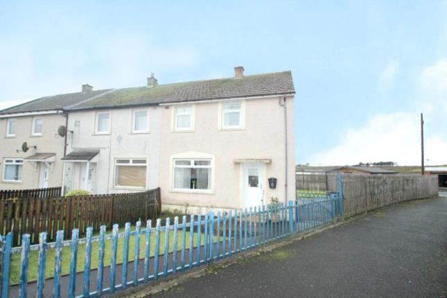 Exterior of Moss Avenue, Caldercruix, Airdrie, North Lanarkshire ML6