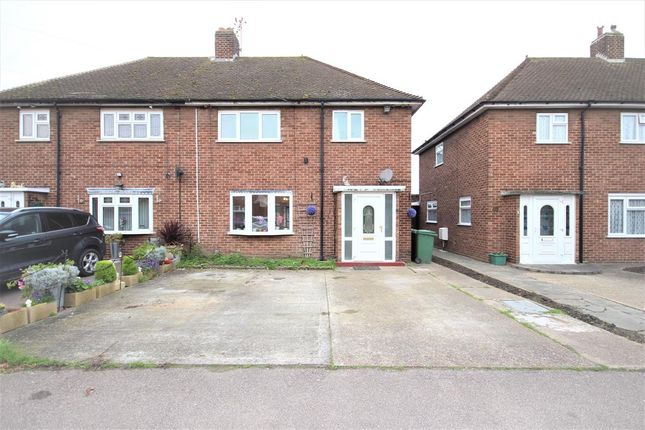 3 bed semi-detached house for sale in Orchard Road, South Ockendon RM15