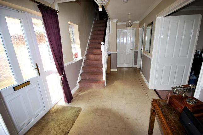 Entrance Hall: of Braybrooks Way, Moulton Chapel, Spalding PE12