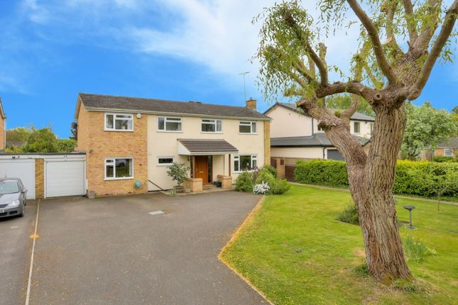 Thumbnail Detached house for sale in The Broadway, Wheathampstead, St. Albans