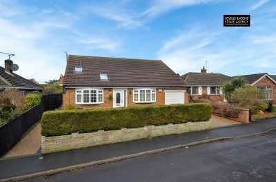 Thumbnail Bungalow for sale in Haiths Lane, North Thoresby