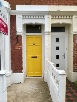 Thumbnail Terraced house to rent in Wyndcliffe Road, Southsea, Southsea