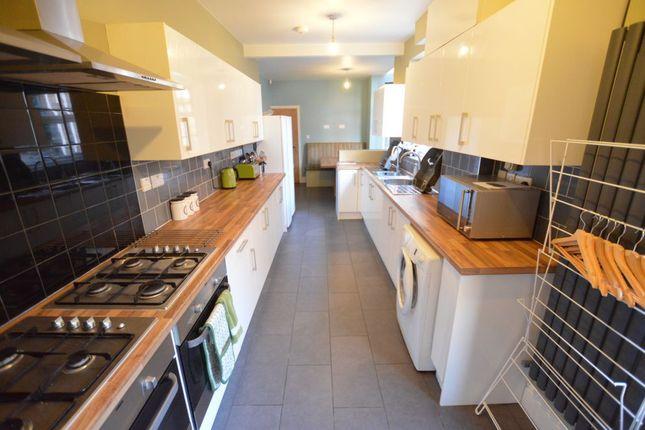 Thumbnail Terraced house to rent in Hamilton Street, Evington