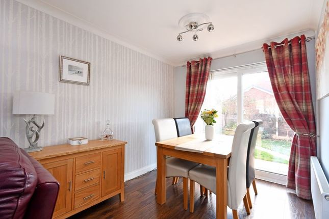 Dining Area of Wooldale Drive, Owlthorpe, Sheffield S20