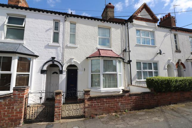 Thumbnail Terraced house for sale in York Road, Higham Ferrers, Rushden