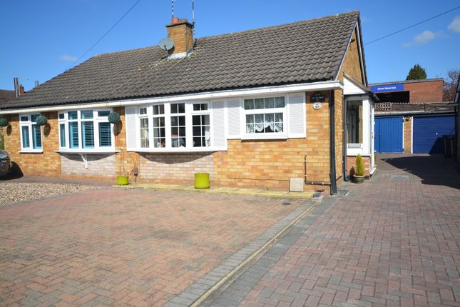 2 bed semi-detached bungalow for sale in Chamberlaine Street, Bedworth CV12