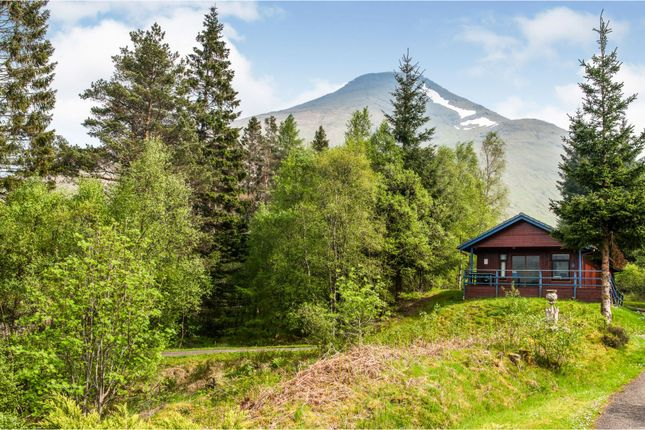 Thumbnail Lodge for sale in Portnellan, Crianlarich