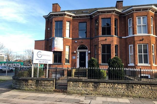 Office to let in More House, Chester Road, Old Trafford, Manchester