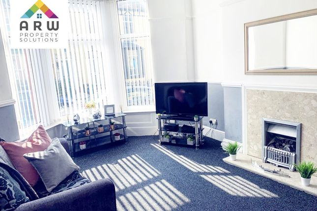 Thumbnail Terraced house to rent in Ferndale Road, Liverpool, Merseyside