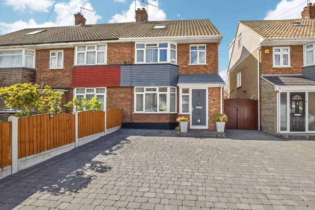 3 bed semi-detached house for sale in Woodbrooke Way, Corringham, Stanford-Le-Hope SS17