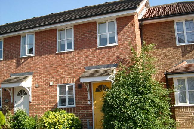 Thumbnail Terraced house to rent in The Briars, Hertford