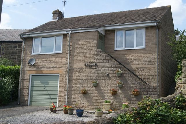 Thumbnail Detached house for sale in Chesterfield Road, Two Dales, Matlock, Derbyshire