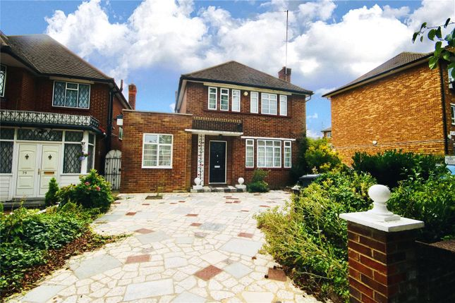 Thumbnail 5 bed detached house for sale in Salmon Street, London