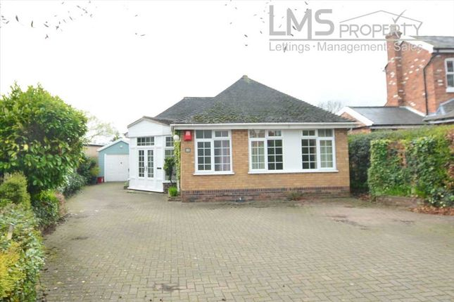 Thumbnail Bungalow for sale in Chester Road, Winsford