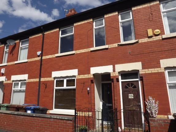 Thumbnail Terraced house for sale in Sandbach Road, Reddish, Stockport, Greater Manchester