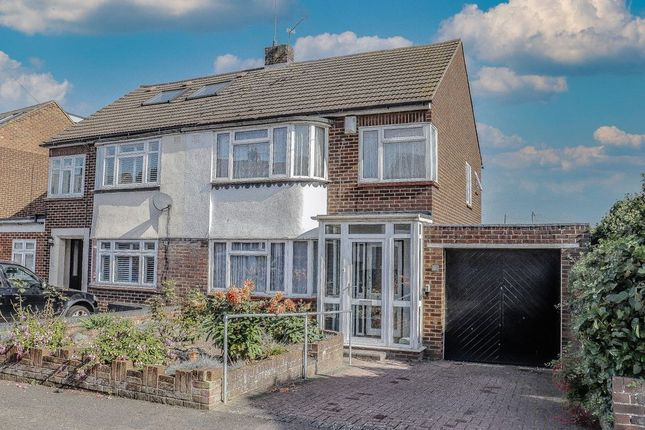 Thumbnail Semi-detached house for sale in Sholden Road, Rochester