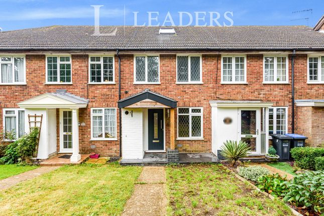 Thumbnail Terraced house to rent in Pond Way, East Grinstead