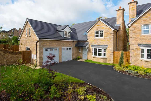 Thumbnail Detached house for sale in The Grosvenor, Bingley Road, Menston, Leeds