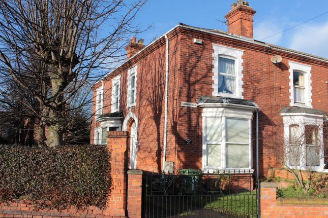 Thumbnail Semi-detached house for sale in Heneage Road, Grimsby, Lincolnshire