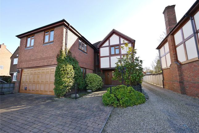 Thumbnail Detached house for sale in The Sycamores, Brentwood Road, Ongar, Essex