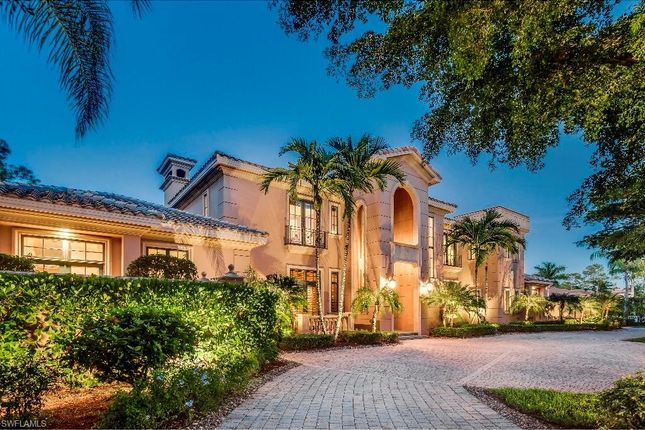Thumbnail Property for sale in 6547 Highcroft Dr, Naples, Fl, 34119