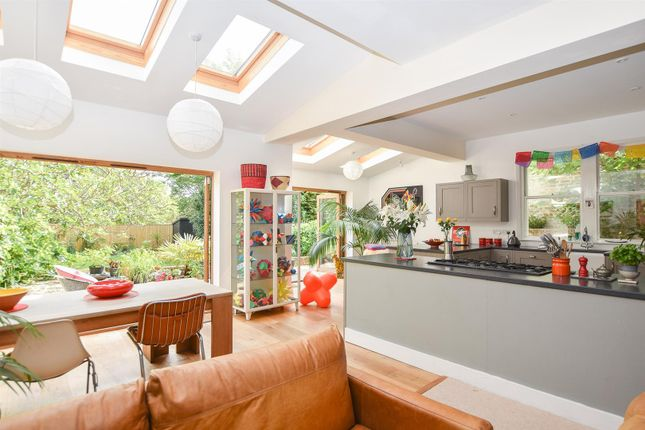 Thumbnail Semi-detached house for sale in Woodville Road, Bexhill-On-Sea