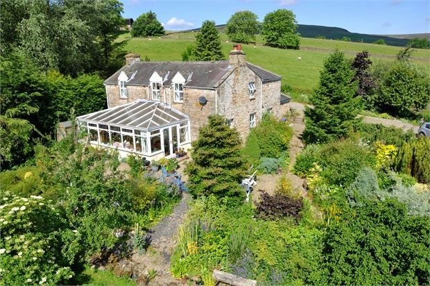 Thumbnail Detached house for sale in Low Darkdale House, Slaggyford