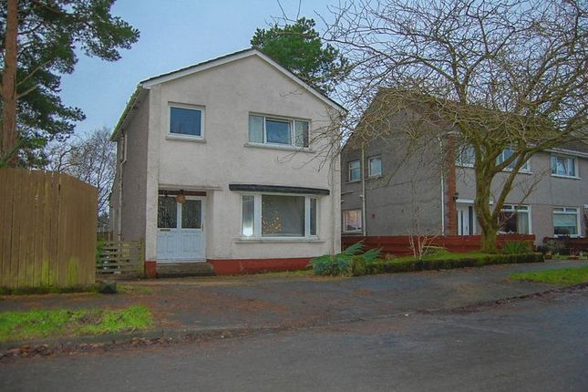 Thumbnail Detached house to rent in Duncan Road, Helensburgh