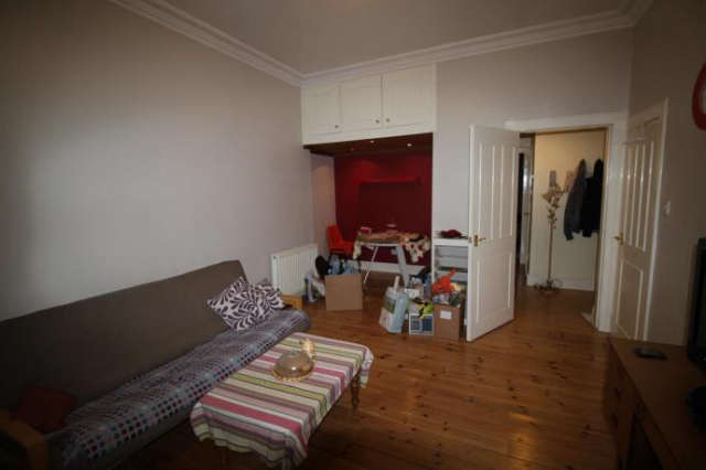 Thumbnail Flat to rent in 25/8 Springwell Place, Edinburgh