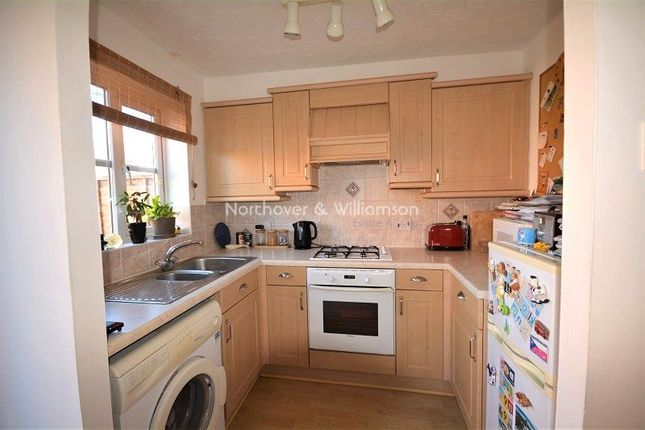 Kitchen of Walwyn Place, St. Mellons, Cardiff. CF3
