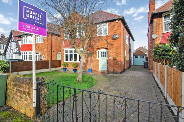 The Property of Davies Road, West Bridgford, Nottingham NG2