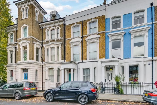 Thumbnail Terraced house for sale in St Lukes Road, London