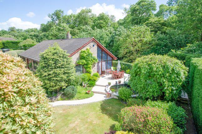 Thumbnail Detached bungalow for sale in Ermine Way, Arrington, Arrington