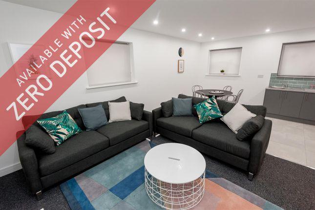 Thumbnail Flat to rent in No1 Milton House, Milverton Place, Salford