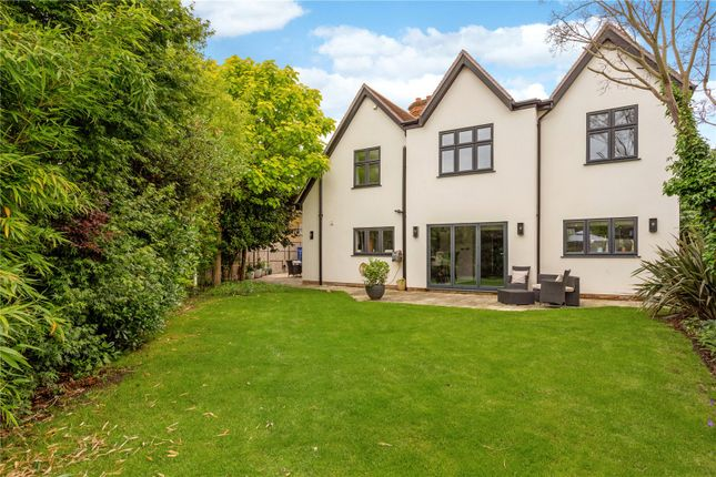 Thumbnail Detached house for sale in Church Road, Old Windsor, Berkshire