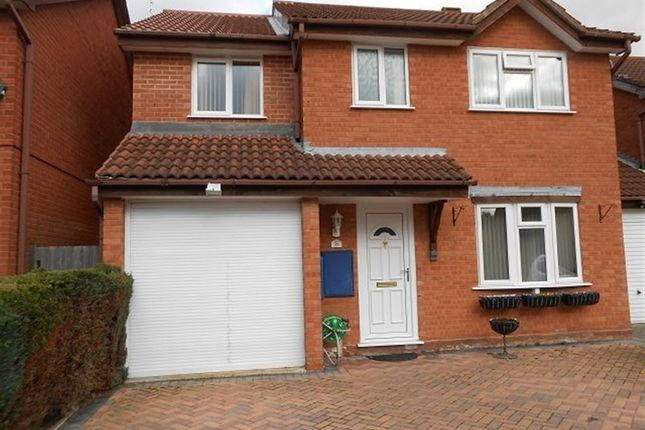 Thumbnail Property to rent in Yew Tree Close, Evesham