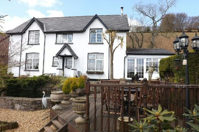 4 bedroom detached house for sale in Henllys, Cwmbran
