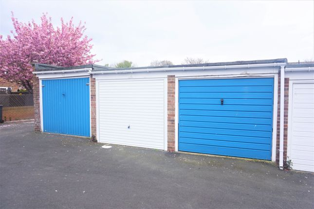Garage of Kensington Court, South Shields NE33