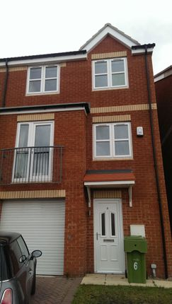4 bed semi-detached house to rent in Saltwater Court, Middlesbrough