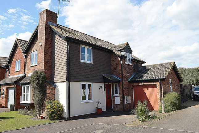 Thumbnail Detached house for sale in Creasey Close, Hornchurch
