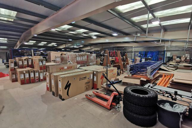 Mezzanine of Unit 29, Barwell Business Park, Chessington KT9