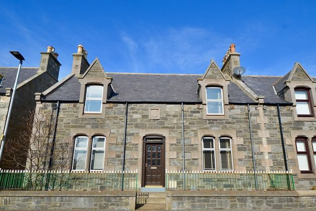 Thumbnail Semi-detached house for sale in Viewmount, 30Seaview Road, Buckie